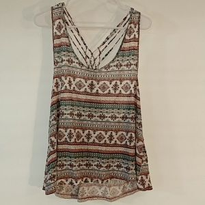 Forever 21- Plus size 2x tank (0147)